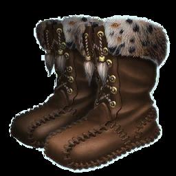Бесшумные Ботинки