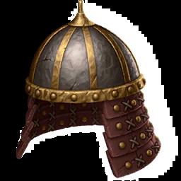 Пластинчатый Шлем