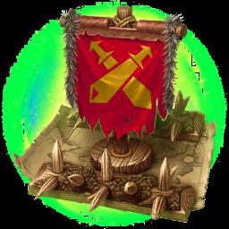 Урон войск при обороне Крепостей