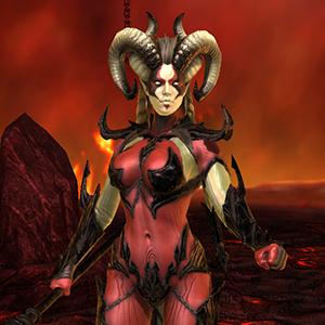 Infernal Baroness guide raid