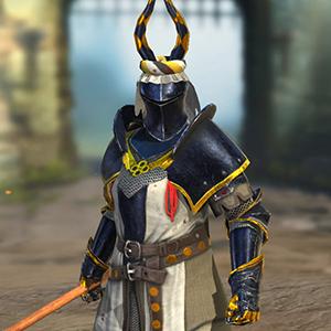 Чёрный рыцарь Гайд по герою