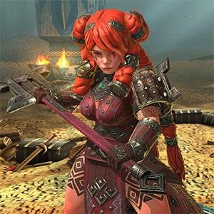 Гала Долгокосая - гайд Raid: Shadow Legends