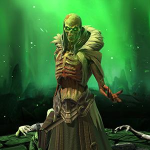Rotting Mage guide raid