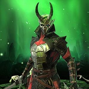 Defiled Sinner guide Raid