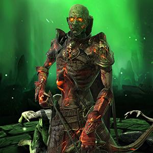Ghoulish Ranger guide Raid