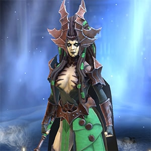 Темная колдунья - гайд Raid: Shadow Legends