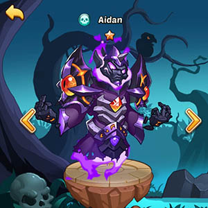 Aidan guide idle heroes