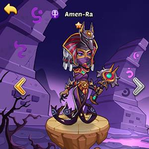 Amen-Ra guide idle heroes