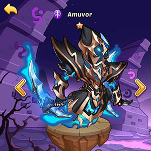 Amuvor guide idle heroes