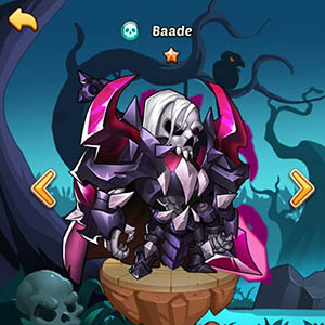 Baade guide idle heroes