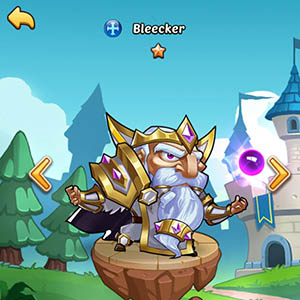 Bleecker guide idle heroes