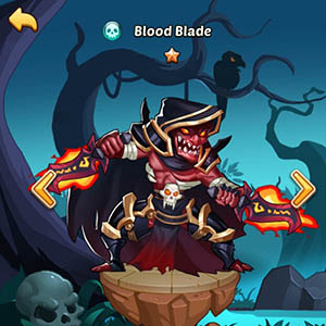 Blood Blade guide idle heroes