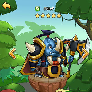 Chief guide idle heroes