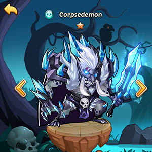 Corpsedemon guide idle heroes