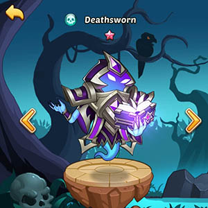 Deathsworn guide idle heroes