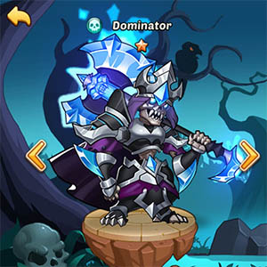 Dominator guide idle heroes