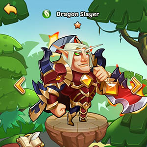 Dragon Slayer guide idle heroes