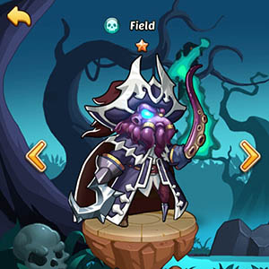 Field guide idle heroes
