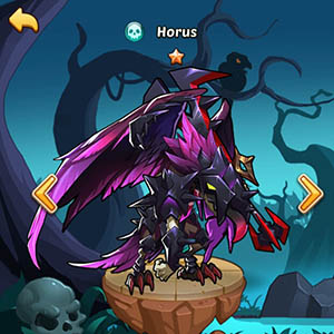 Horus guide idle heroes