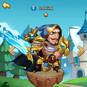Iceblink guide idle heroes