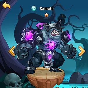 Kamath guide idle heroes
