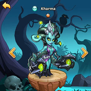 Kharma guide idle heroes
