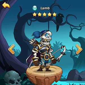 Lamb guide idle heroes