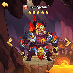Lemegeton guide idle heroes