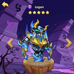 Logan guide idle heroes