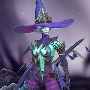 Мадам Серрис - гайд Raid: Shadow Legends.
