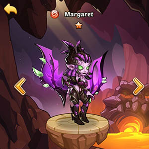 Margaret guide idle heroes