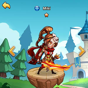 Miki guide idle heroes