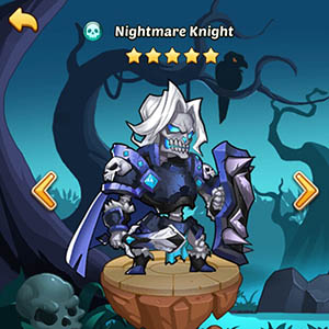 Nightmare Knight guide idle heroes