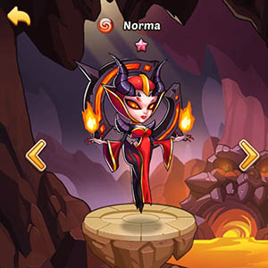 Norma guide idle heroes