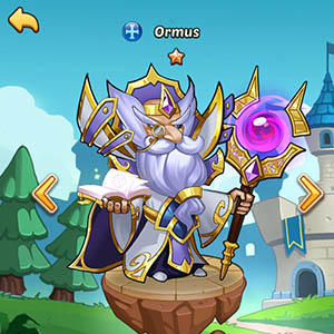 Ormus guide idle heroes