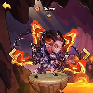 Queen guide idle heroes