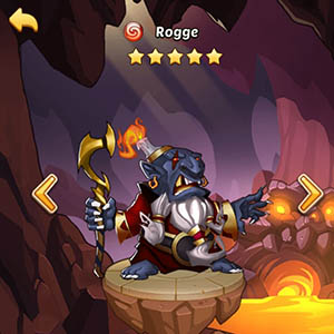Rogge guide idle heroes