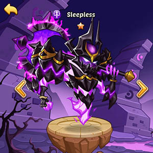 Sleepless guide idle heroes