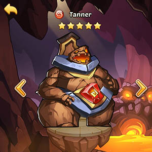 Tanner guide idle heroes