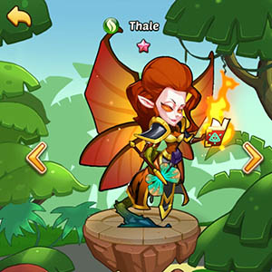 Thale guide idle heroes