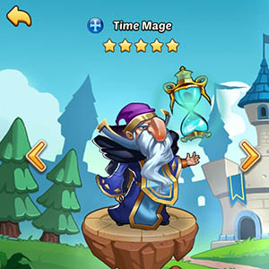 Time Mage guide idle heroes
