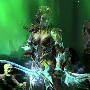 Темная Элейн гайд raid
