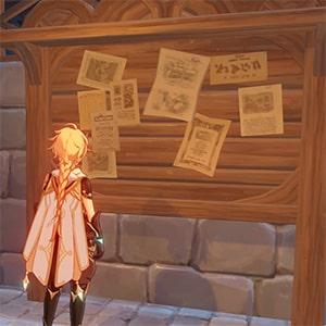 Задания в игре Genshin Impact