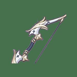 Боевой лук Фавония гайд Genshin Impact