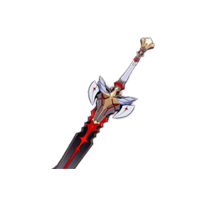 Чёрный меч Genshin Impact Гайд