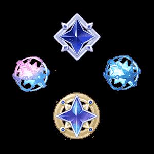 Драгоценные предметы в Genshin Impact - База знаний
