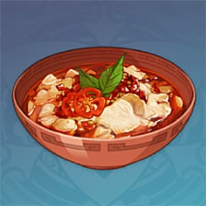 Еда в Genshin Impact - База знаний
