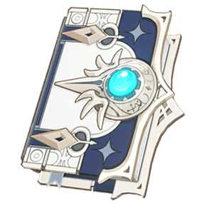 Favonius Codex Genshin Impact