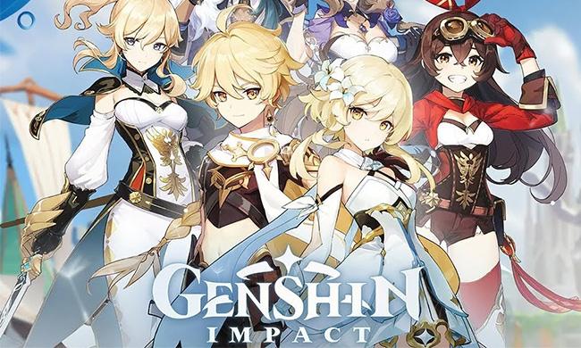 Genshin Impact - База знаний, прохождение, гайды