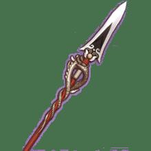 Гроза драконов Genshin Impact